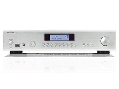 Rotel High Performance 80-watt Per Channel Integrated Amplifier - A-14S
