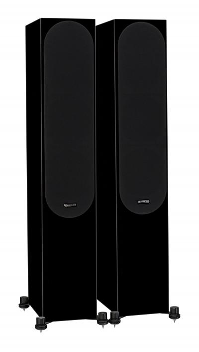 Monitor Audio Silver 300 Floorstanding Speakers - S300BG