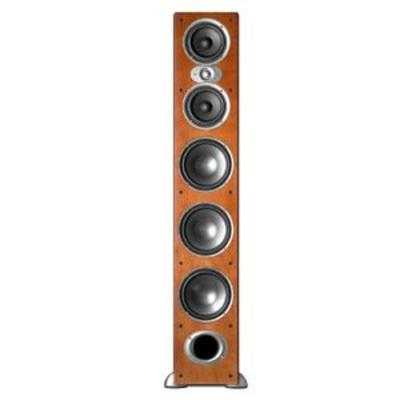 Polk Audio Tower Speaker Pair Cherry RTIA9