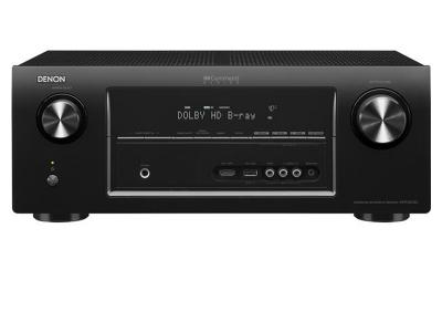 Denon 7.2 Channel 4K & 3D Pass Through, Networking Home Theater Receiver with AirPlay AVR-2313CI