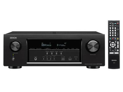 Denon 7.2 Channel Full 4K Ultra HD AV Receiver with Wi-Fi and Bluetooth - AVR-S720W