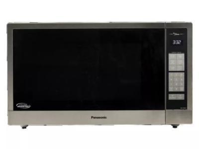 Panasonic 2.2 Cu. Ft. Countertop Microwave In Stainless Steel - NNST99JS