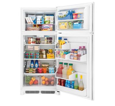 Frigidaire Gallery Custom-Flex 18.1 Cu. Ft. Top Freezer Refrigerator - FGTR1845QP