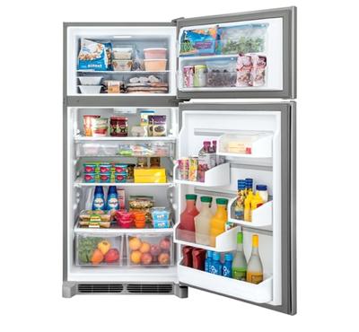 Frigidaire Gallery Custom-Flex 18.2 Cu. Ft. Top Freezer Refrigerator - FGHT1846QF