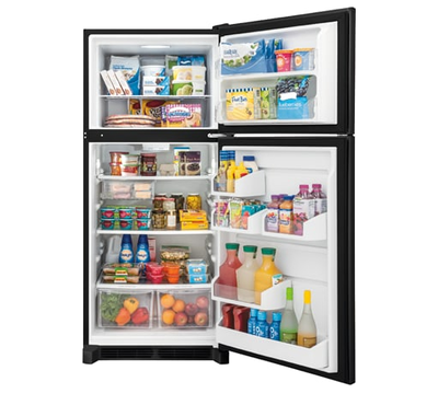 Frigidaire Gallery Custom-Flex 20.4 Cu. Ft. Top Freezer Refrigerator - FGTR2045QE