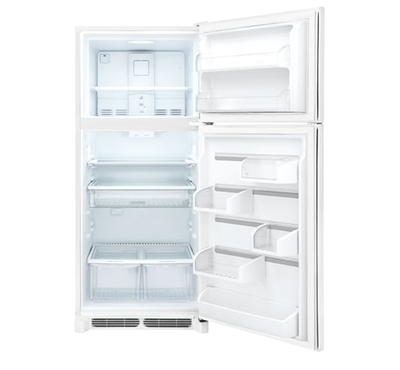 Frigidaire Gallery Custom-Flex 20.4 Cu. Ft. Top Freezer Refrigerator - FGHT2046QP