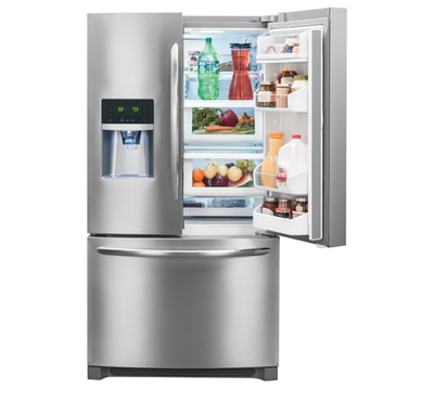 Frigidaire Gallery 22.6 Cu. Ft. French Door Counter-Depth Refrigerator - DGHF2360PF