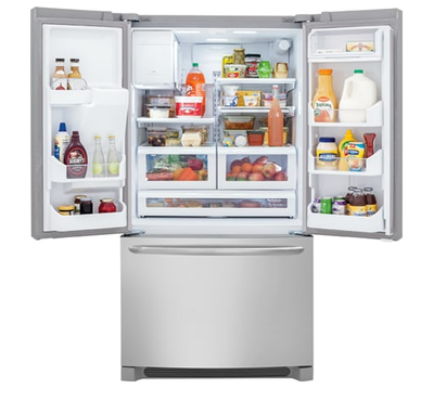 Frigidaire Gallery 21.9 Cu. Ft. Counter-Depth French Door Refrigerator - FGHF2366PF