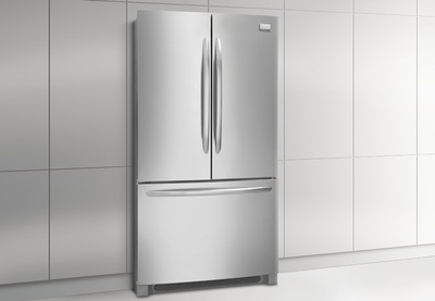 Frigidaire Gallery 22.4 Cu. Ft. Counter-Depth French Door Refrigerator - FGHG2366PF