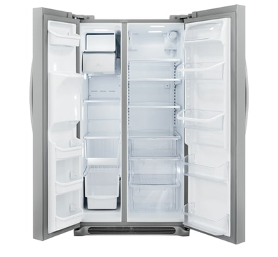 Frigidaire Gallery 25.6 Cu. Ft. Side-by-Side Refrigerator - FGHS2655PF