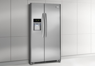 Frigidaire Gallery 22.2 Cu. Ft. Counter-Depth Side-by-Side Refrigerator - FGHC2331PF