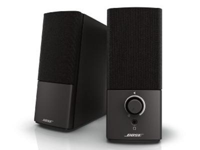 Bose multimedia speaker system Companion 2 Series III