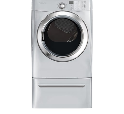 Frigidaire 7.0 Cu. Ft Gas Dryer featuring Ready Steam - FFSG5115PA