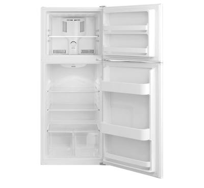 Frigidaire 12 Cu. Ft. Top Freezer Apartment-Size Refrigerator - FFET1222QW