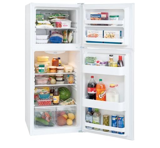 Frigidaire 12 Cu. Ft. Top Freezer Apartment-Size Refrigerator - FFET12