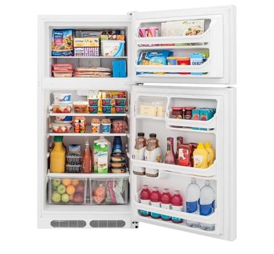 Frigidaire 15 Cu. Ft. Top Freezer Refrigerator - FFTR1521RW