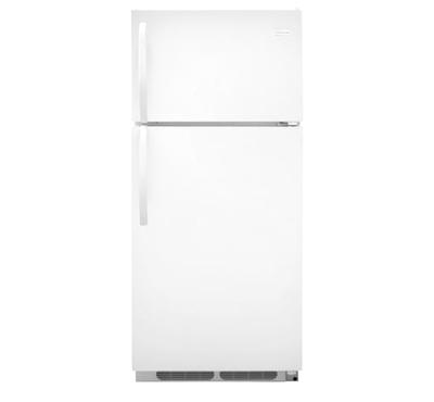 Frigidaire 16.3 Cu. Ft. Top Freezer Refrigerator - FFTR1621RW