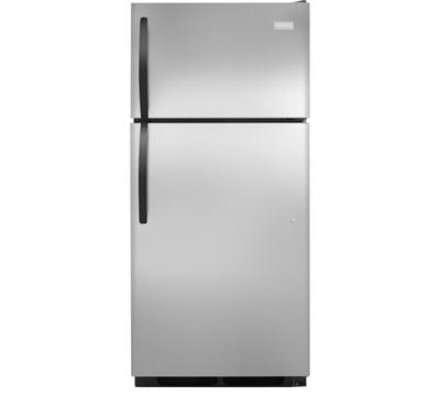 Frigidaire 16.3 Cu. Ft. Top Freezer Refrigerator - FFHT1621QS