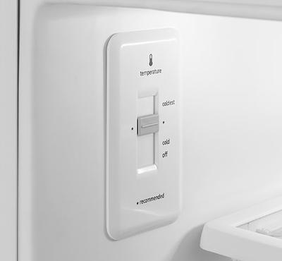 Frigidaire 18 Cu. Ft. Top Freezer Refrigerator - FFHT1831QP
