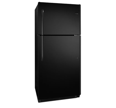 Frigidaire 20.4 Cu. Ft. Top Freezer Refrigerator - FFTR2021QB