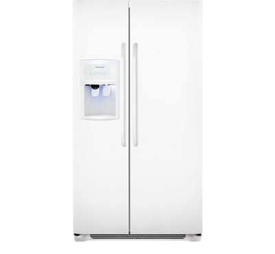 Frigidaire 22.1 Cu. Ft. Side-by-Side Refrigerator - FFHS2322MW