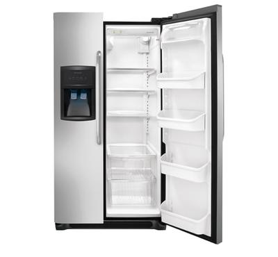Frigidaire 22.1 Cu. Ft. Side-by-Side Refrigerator - FFHS2322MS