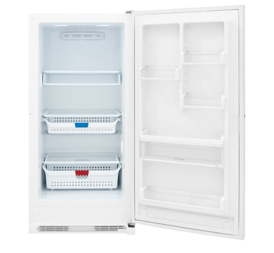 Frigidaire 16.9 Cu. Ft. Upright Freezer - FFFH17F6QW