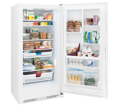 Frigidaire 20.5 Cu. Ft. Upright Freezer - FFFH21F6QW