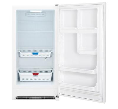 Frigidaire 16.6 Cu. Ft. 2-in-1 Upright Freezer or Refrigerator - FFVU17F4QW