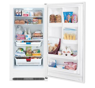 Frigidaire 20.5 Cu. Ft. 2-in-1 Upright Freezer or Refrigerator - FFVU21F4QW