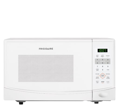 Frigidaire 0.9 Cu. Ft. Countertop Microwave - CFCM0934NW