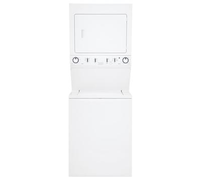 Frigidaire Electric Washer/Dryer High Efficiency Laundry Center - FFLE40C3QW