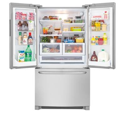 Frigidaire 27.6 Cu. Ft. French Door Refrigerator - FFHN2740PS