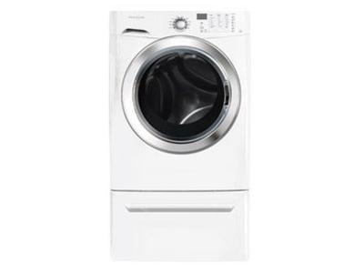 Frigidaire 4.5 Cu. Ft. Front Load Washer featuring Ready Steam FFFS5115PW