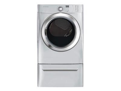 Frigidaire 7.0 Cu.Ft Electric Dryer featuring Ready Steam CFSE5115PA