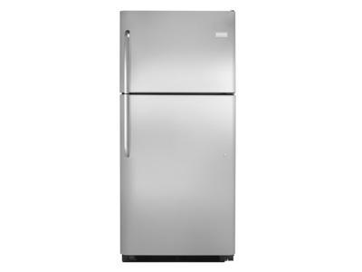 Frigidaire 20.4 Cu. Ft. Top Freezer Refrigerator - FFTR2021QS