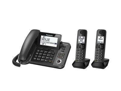 Panasonic Digital Corded / Cordless Phone - KX-TGF352M