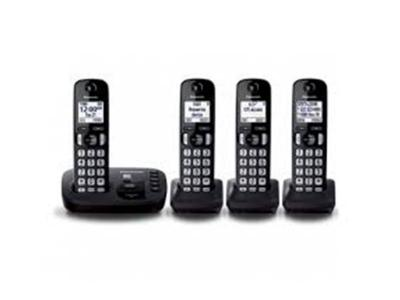 Panasonic Digital Cordless Answering System - KX-TGD224