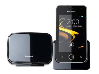 Panasonic Premium Design Phone - KXPRX120