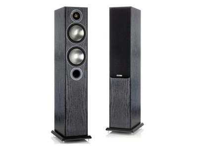 Monitor Audio Floor Standing Speakers Bronze 5 (Pair)