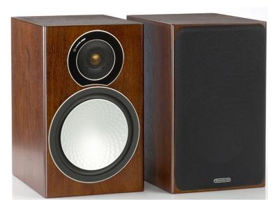 Monitor Audio Bookshelf Speaker SILVER 2