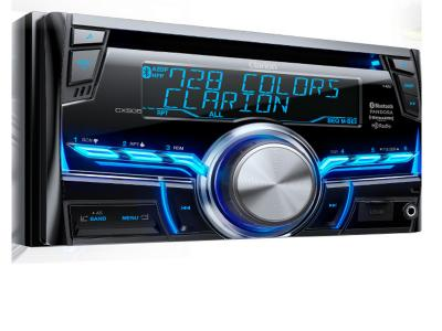 Clarion 2-DIN HD RADIO /BLUETOOTH /CD /USB /MP3 /WMA RECEIVER CX505