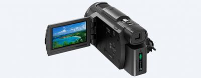 SONY AX33 4K Handycam® with Exmor R™ CMOS sensor - FDRAX33/B