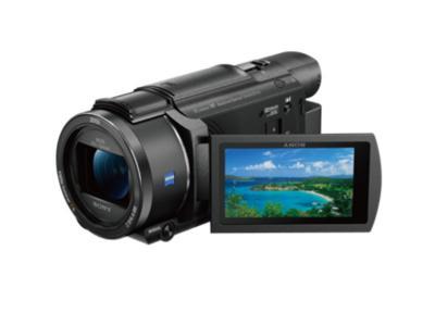 Sony AX53 4K HANDYCAM® WITH EXMOR R® CMOS SENSOR FDRAX53/B