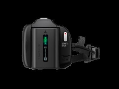 Sony CX455 HANDYCAM® with EXMOR R™ CMOS SENSOR HDRCX455/B