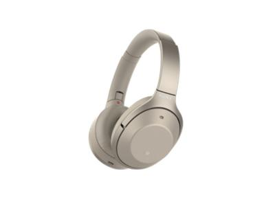 Sony 1000X WIRELESS NOISE-CANCELLING HEADPHONES WH1000XM2/N