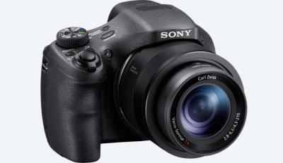 SONY HX350 COMPACT CAMERA WITH 50X OPTICAL ZOOM - DSCHX350