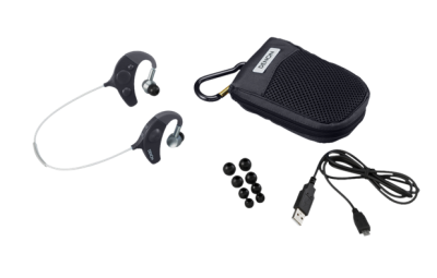 Denon Wireless, Sweat-Proof Fitness Headphones - AHW150BK