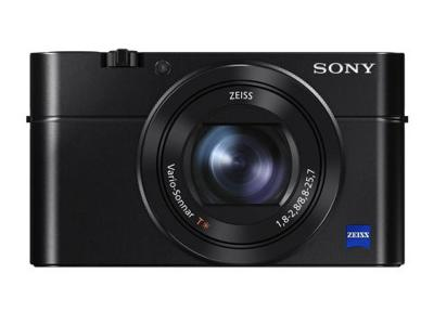 SONY RX100 III ADVANCED CAMERA WITH 1.0