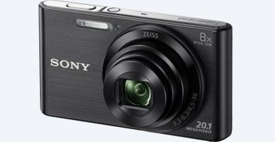 SONY W830 COMPACT CAMERA WITH 8X OPTICAL ZOOM - DSC-W830